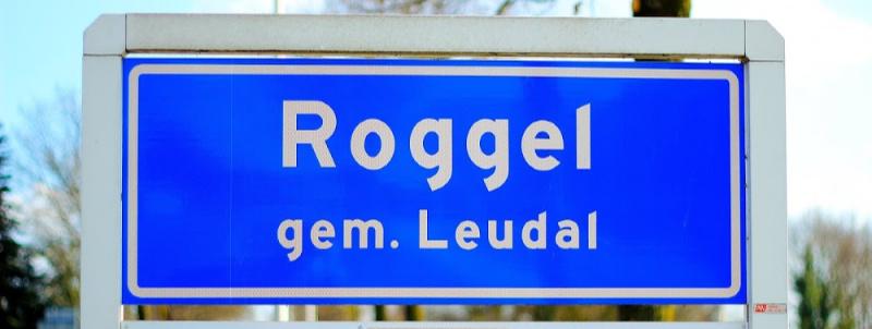 Roggel gemeente Leudal Midden Limburg Nederland