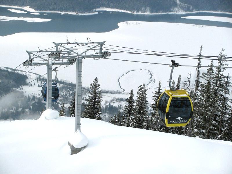 Skiën in Canada revelstoke