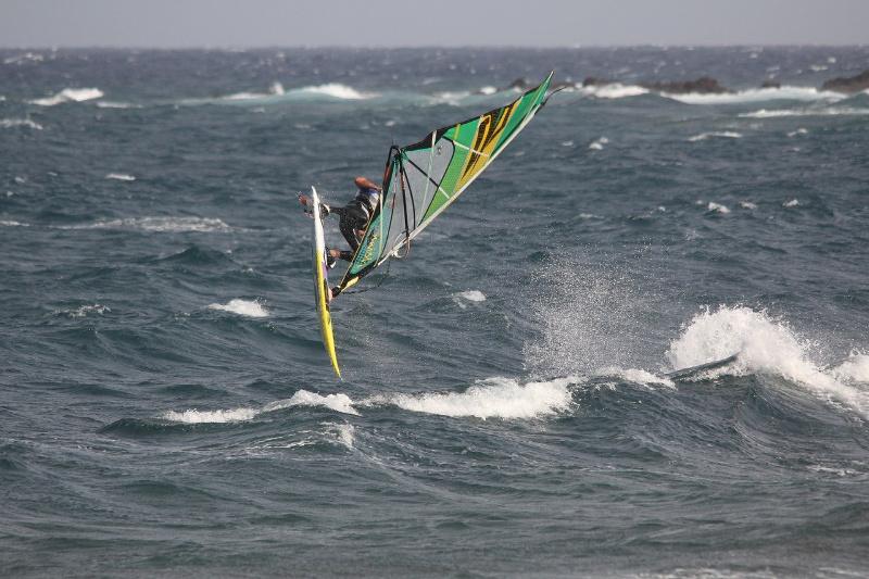 Spanje Canarische Eilanden Tenerife surfen