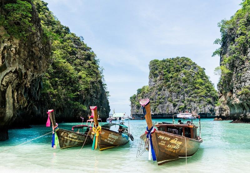 Phuket strand eiland
