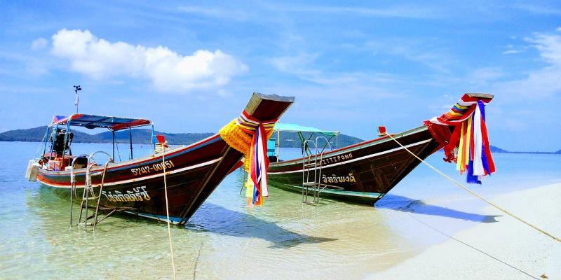 bootjes Thailand