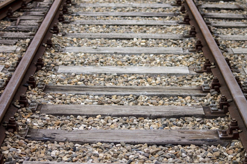 treinreis trein rails