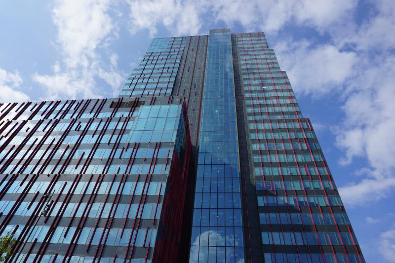 Architectuur Almere Carlton toren