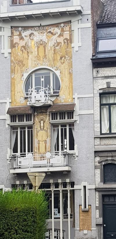 Art Nouveau & Art Deco Brussel België