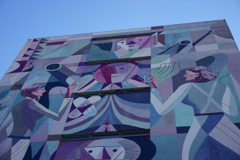 Blind Walls Gallery de Teruggave Breda