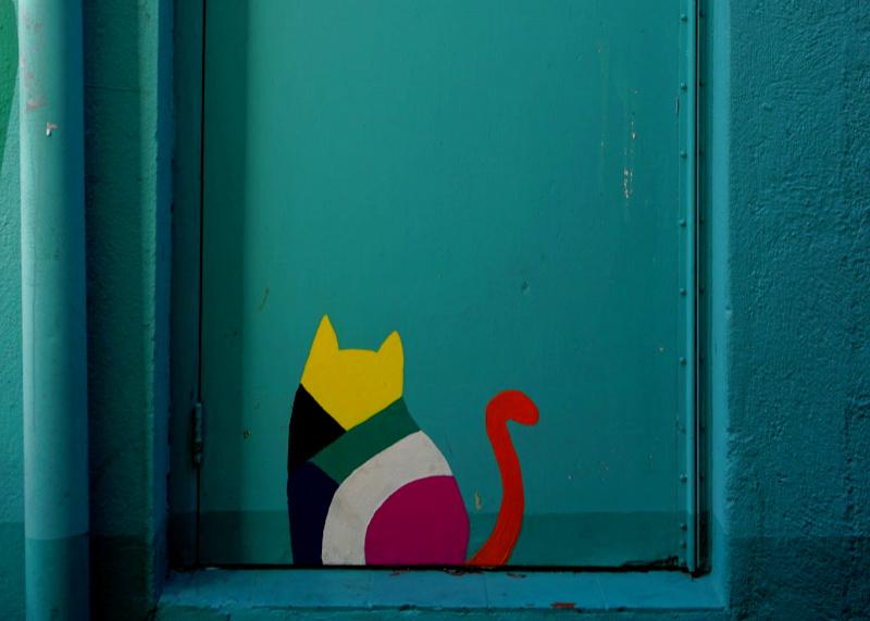 Blind Walls Gallery fietstour, ontdek street art buiten het centrum van Breda