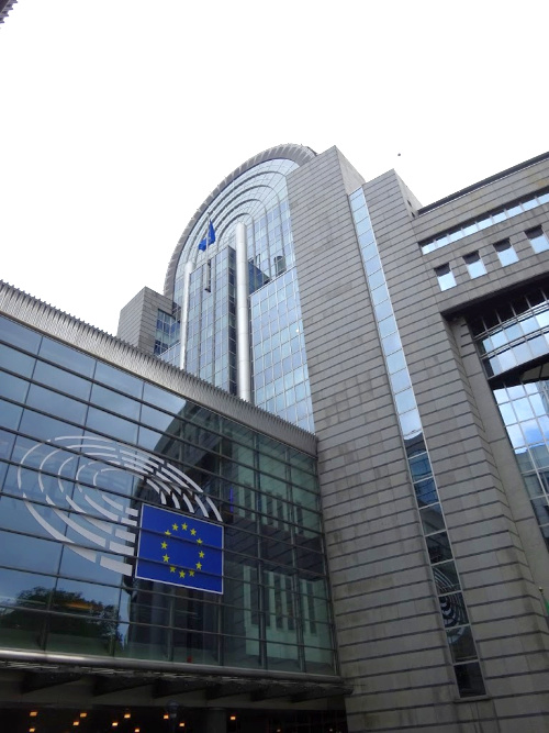 Europees Parlement Brussel
