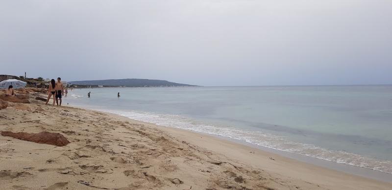 Formentera Spanje strand