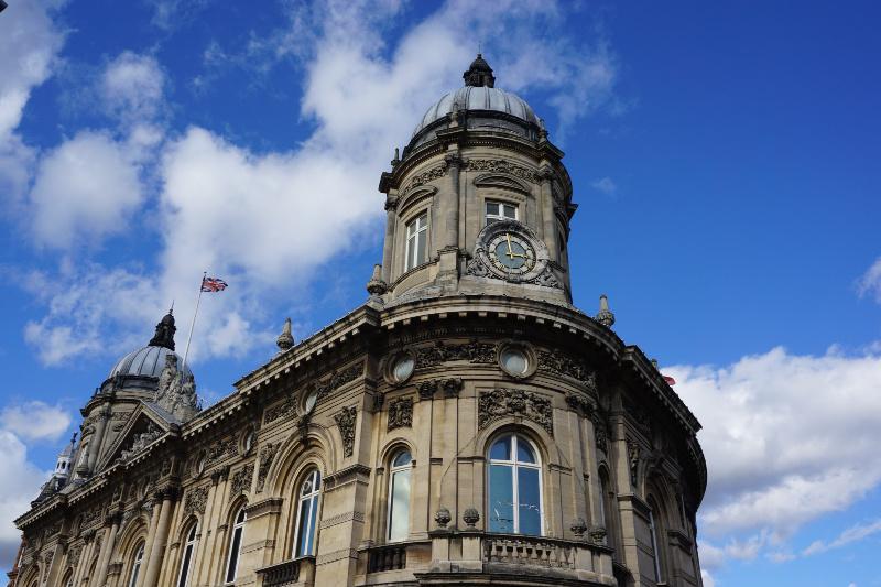 Hull (Kingston upon Hull), de bruisende havenstad van Yorkshire