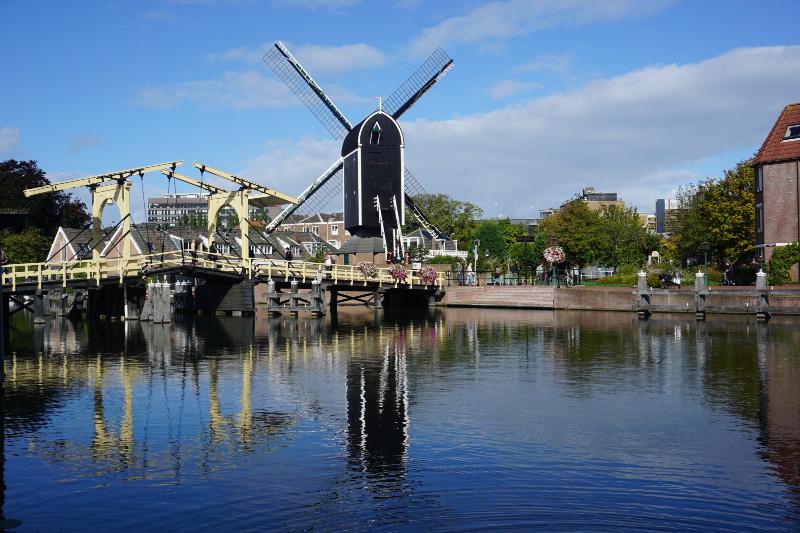 Rembrandtbrug en Molen de Put