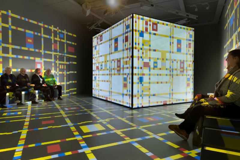 Mondriaanhuis © mondriaanhuis.nl