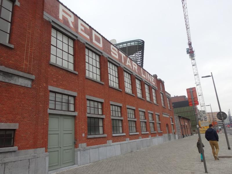 Red Star Line Museum Antwerpen België