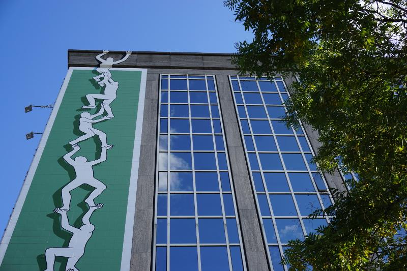street art Rotterdam Daan Botlek