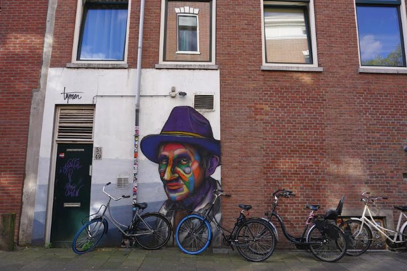 Rewriters010, street art kleurt Rotterdam een beetje mooier