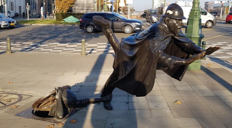 Vaart kapoen Brussel België
