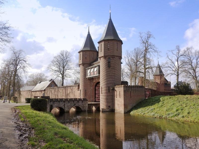 kasteel de Haar Utrecht