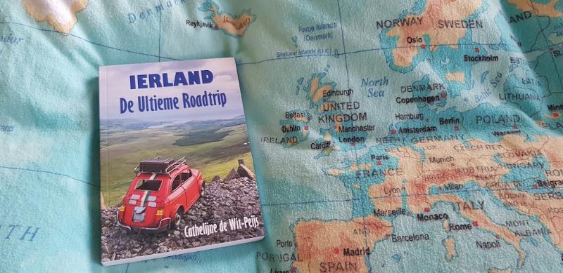 Ierland, de ultieme roadtrip. Cathelijne de Wit-Peijs Witty Walks