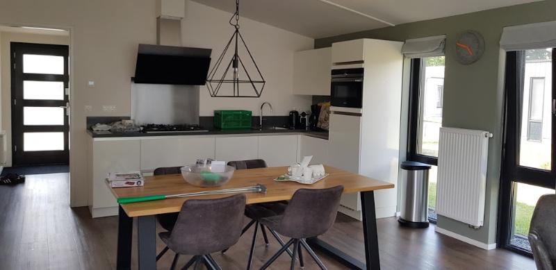 Landal Amerongse Berg keuken vakantiewoning