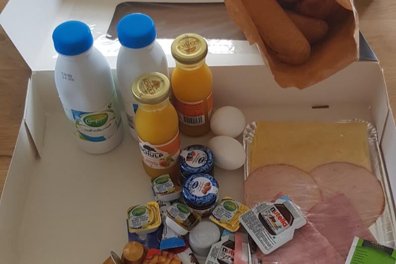 ontbijtpakket Landal Amerongse Berg