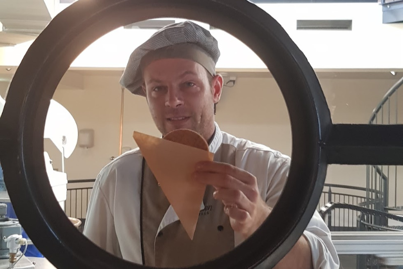 Kamphuisen siroopwafelfabriek Gouda siroopwafels