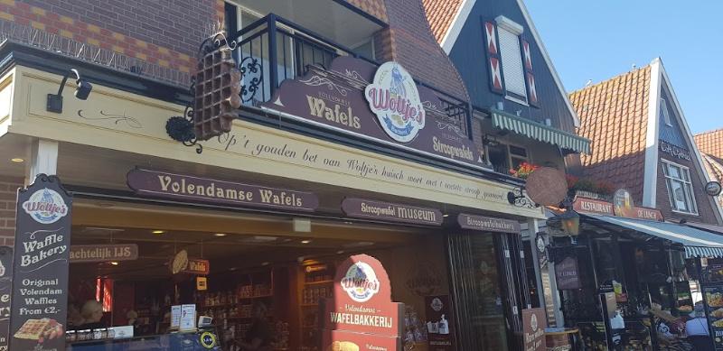 Woltje Bakkerij Volendam Nederland