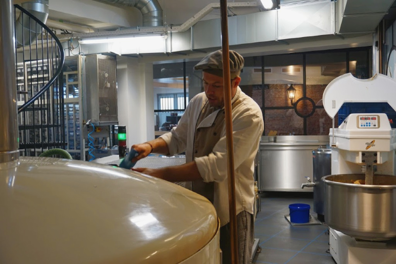 Kamphuisen siroopwafelfabriek Gouda