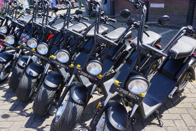 Rent & Event fietsverhuur Volendam