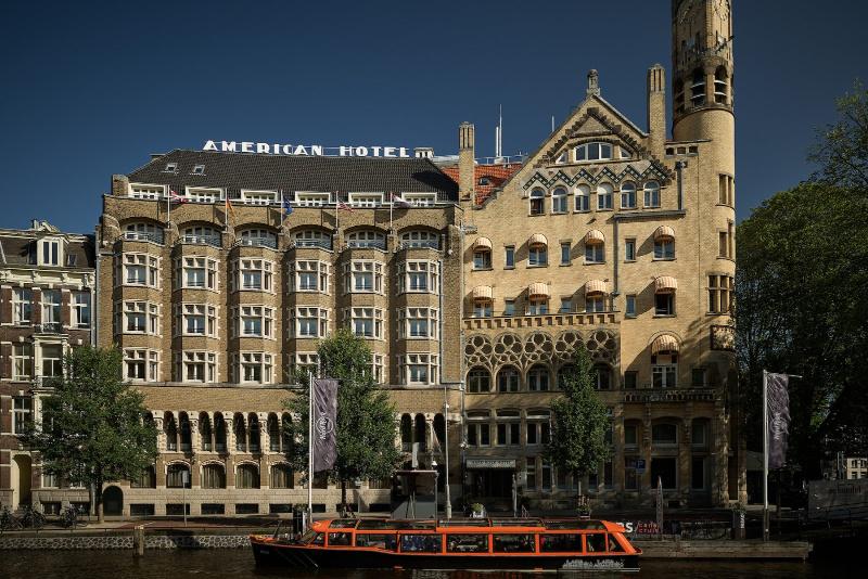 Hard Rock Hotel Amsterdam American Eden Hotels