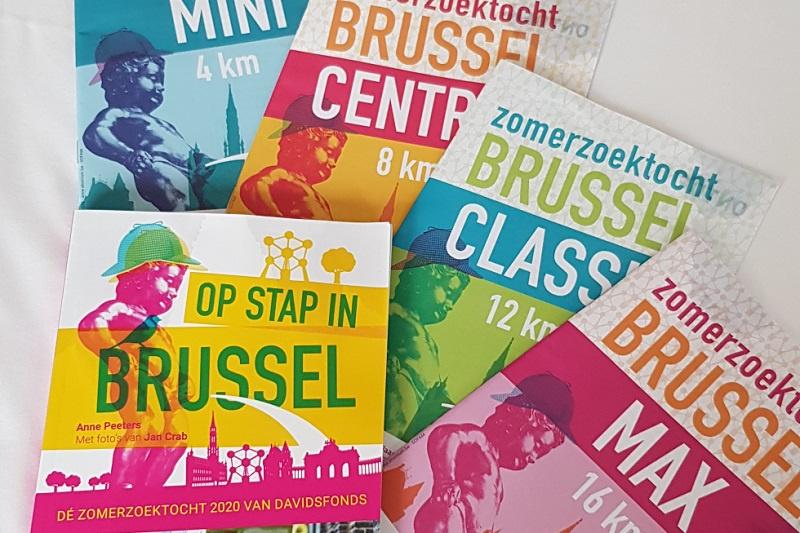 Zomerzoektocht Brussel: Op ontdekkingstocht in de Belgische hoofdstad
