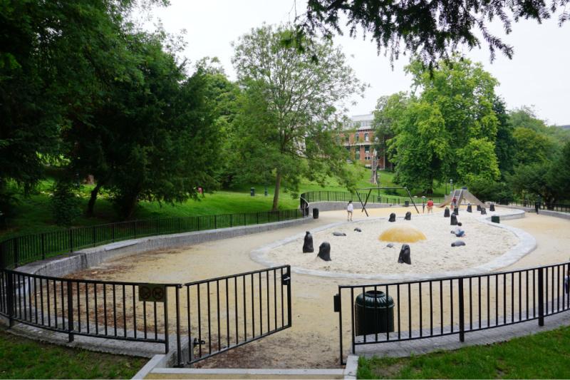 Leopoldpark Brussel