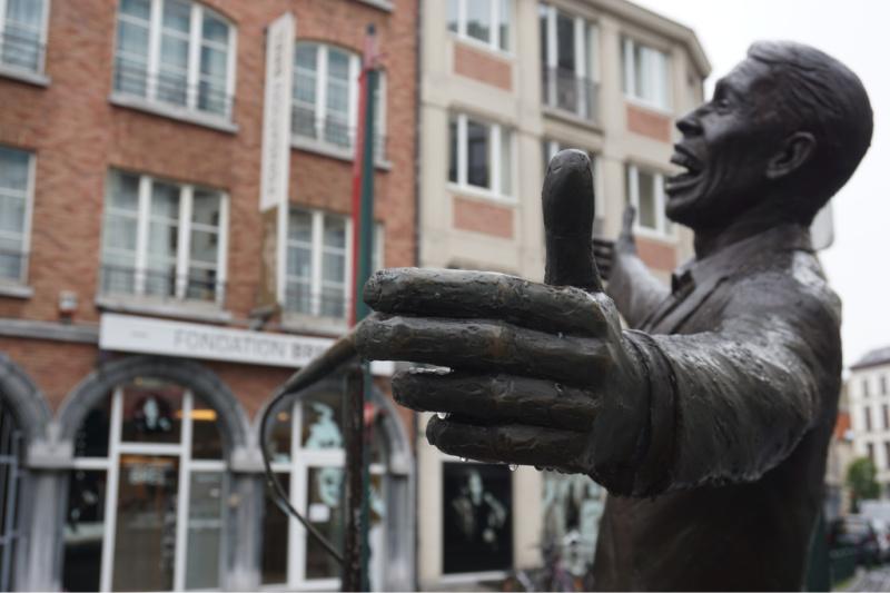 Jacques Brel Brussel