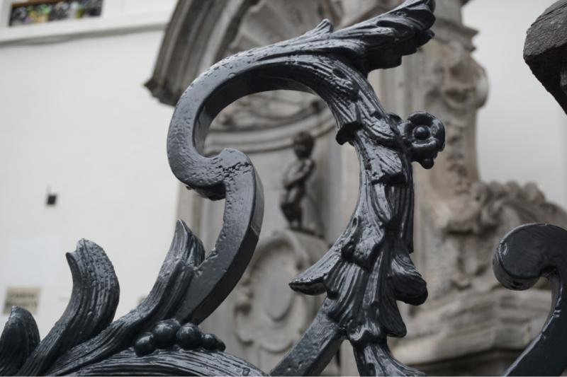 Manneken Pis Zomerzoektocht Brussel 2020
