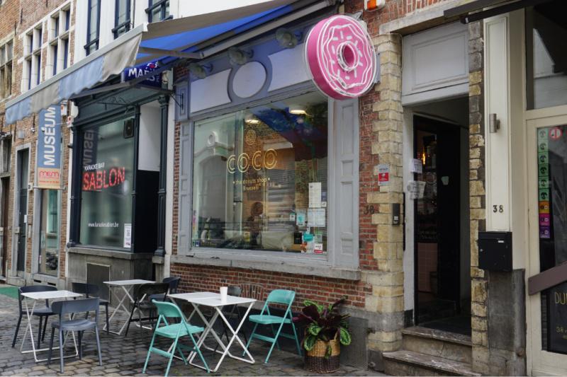 COCO Donuts Sablon Brussel