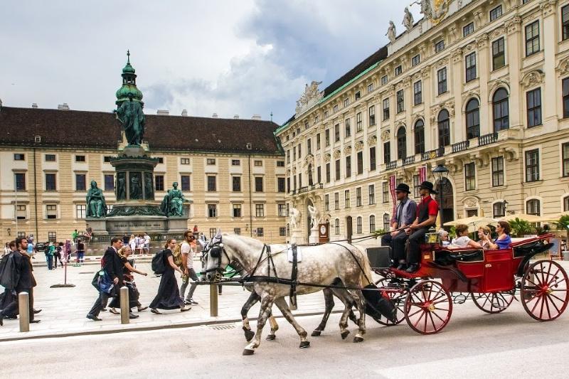Citytrips in Europa Wenen