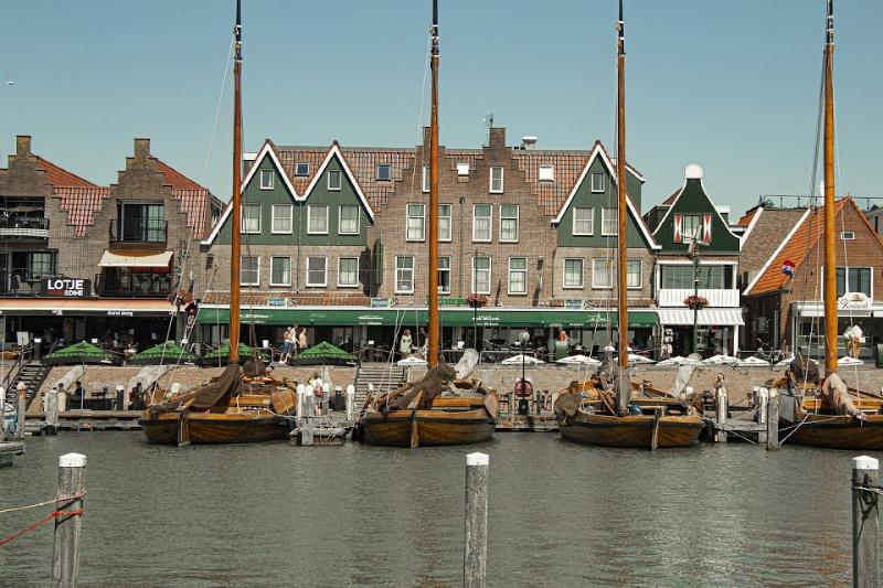 Noord-Holland Edam-Volendam Nederland