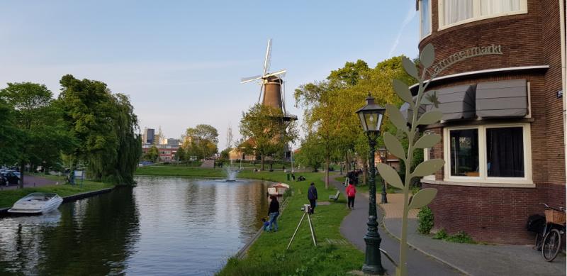 Molen de Valk Leiden streek van verrassingen