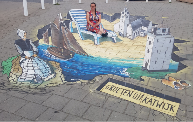 Staycation in Nederland Katwijk