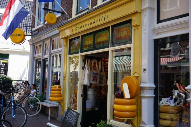 Gouda voor foodies 't Kaaswinkeltje OmniTraveler.nl