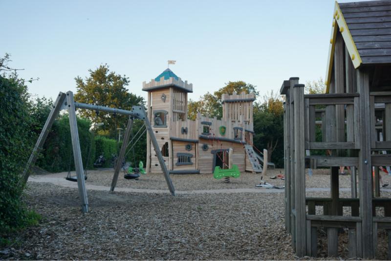 Vakantiepark Koningshof Rijnsburg speeltuin