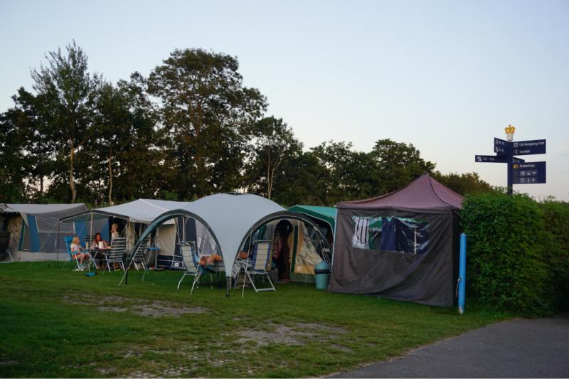 campinggasten Vakantiepark Koningshof Rijnsburg