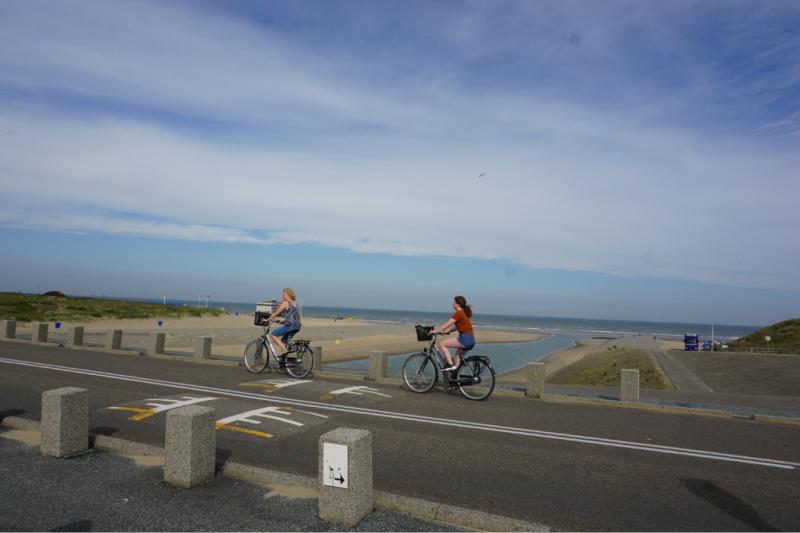 Streek van verrassingen fietsen Katwijk