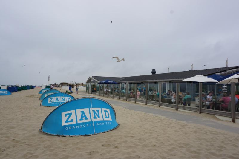 Zand Katwijk aan Zee