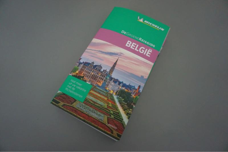 Michelin De Groene Reisgids België om alles uit je bezoek aan onze Zuiderburen te halen