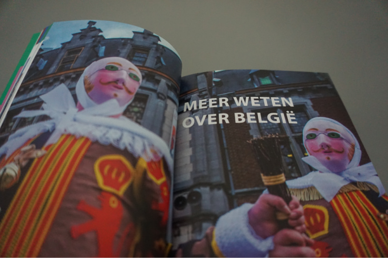 Michelin De Groene Reisgids België