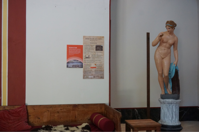 Welkom bij de Romeinen badhuis