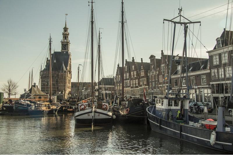 Nederland Noord-Holland Hoorn