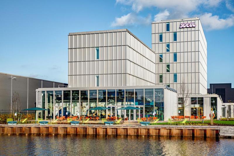 Yotel Amsterdam – Ideale uitvalsbasis om Amsterdam Noord te verkennen