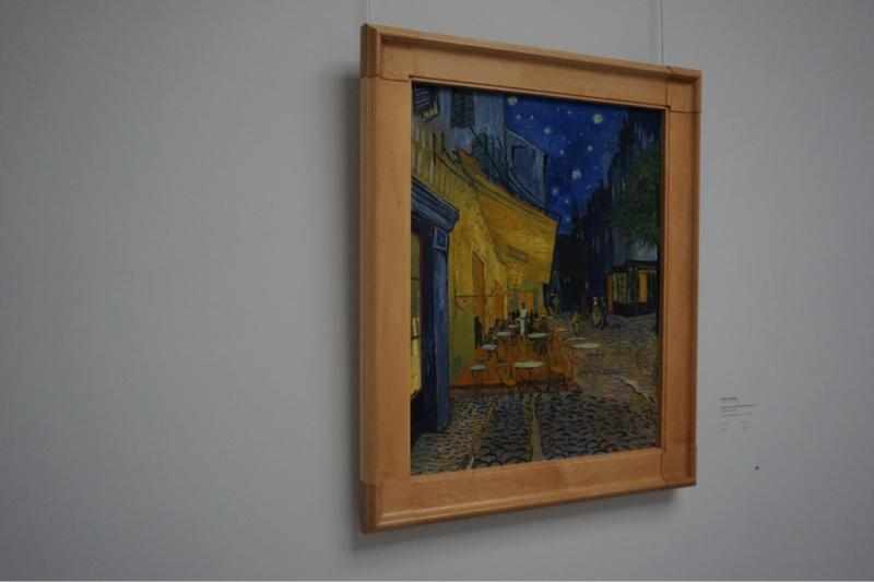 Van Gogh Kröller-Müller Museum Veluwe Nederland