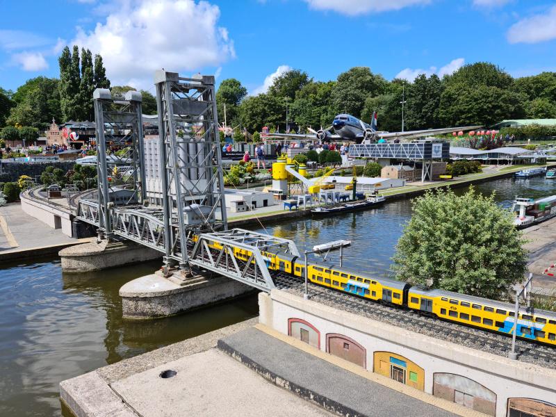 Nederlandse Spoorwegen miniatuur