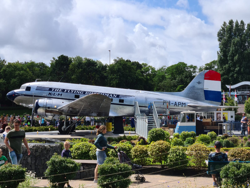 Flying Dutchman Madurodam KLM